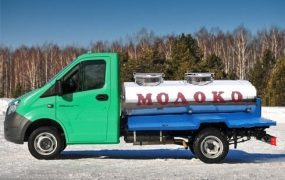АВТОЦИСТЕРНА   ГАЗ-3302 ГАЗель NEXT молоковоз водовоз