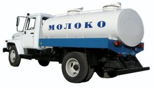 Автоцистерна ГАЗ-3309