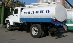 Автоцистерна ГАЗ-3309 (4)