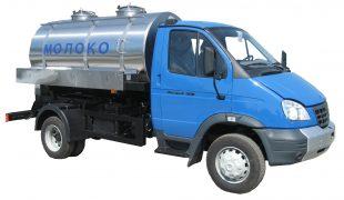 Автоцистерна ГАЗ-33106 Валдай (2)
