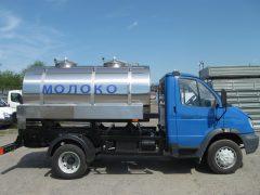 Автоцистерна ГАЗ-33106 Валдай (4)