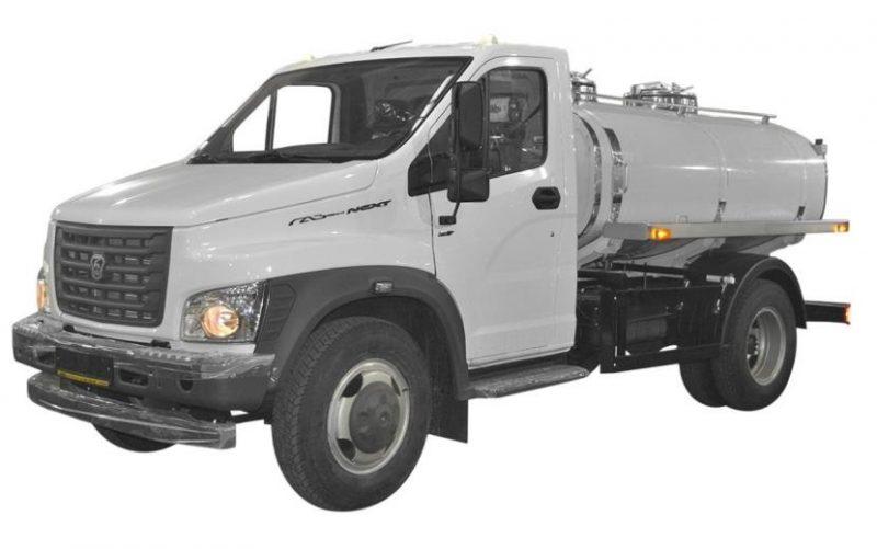 молоковоз водовоз автоцистерна ГАЗ