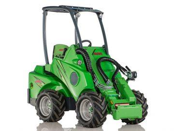 Мини трактор AVANT серии 400