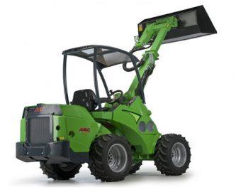 Мини трактор Avant серии 300