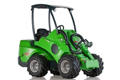 Мини трактор Avant серии 600