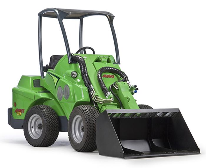 Мини тракторы Avant серии 500