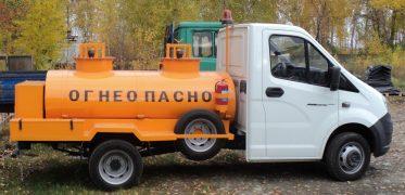 ГАЗЕЛЬ NEXT Авто топливо заправщик