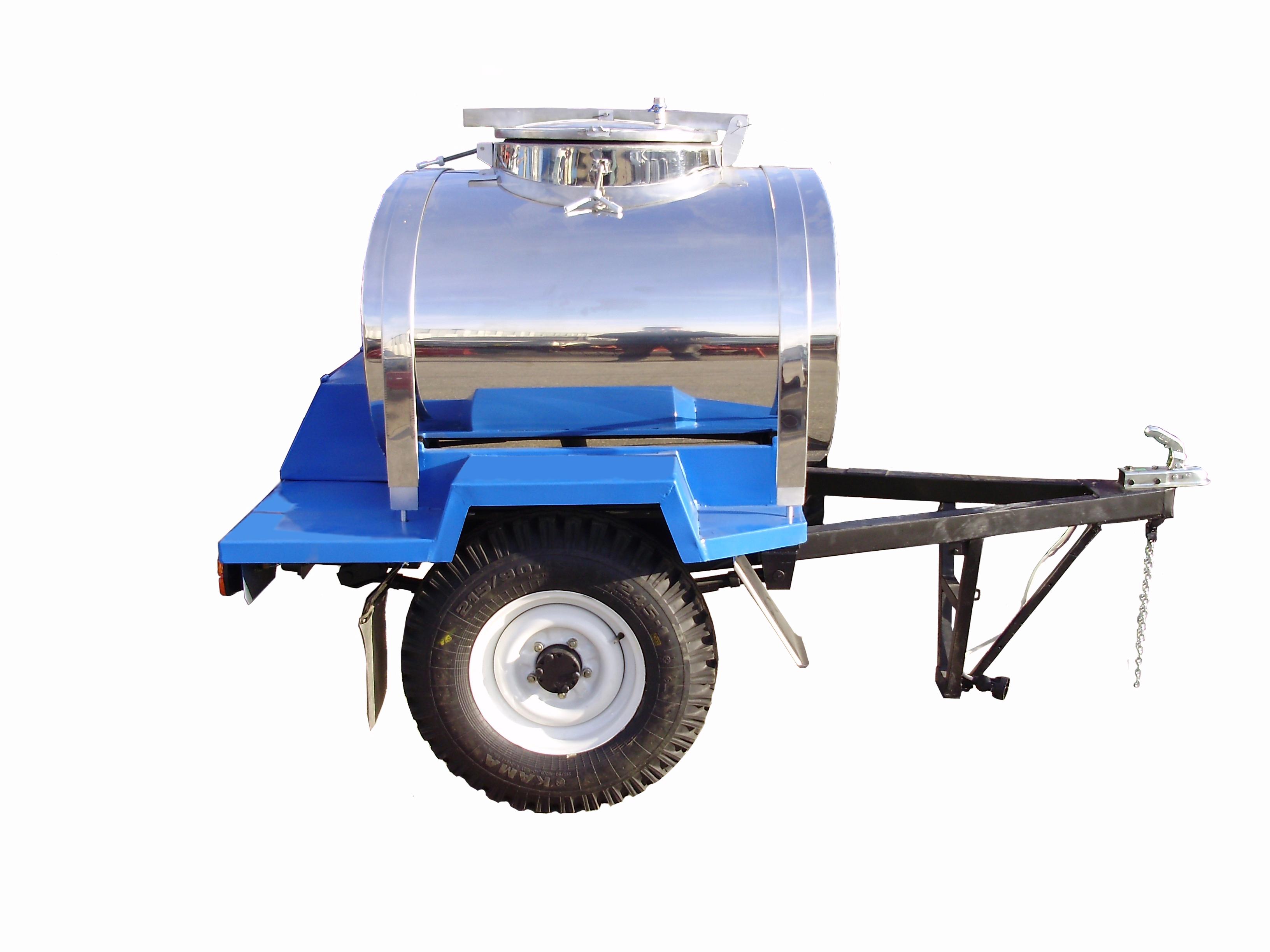 прицеп пищевой для молока воды