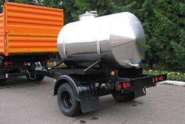 Прицеп цистерна на 1800 литров (2)
