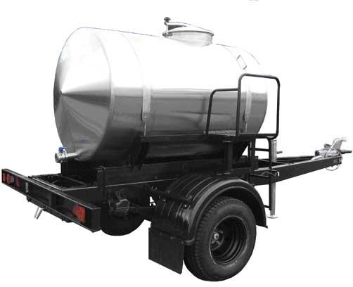Прицеп цистерна на 1800 литров