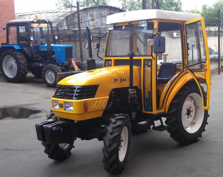 трактор донфенг