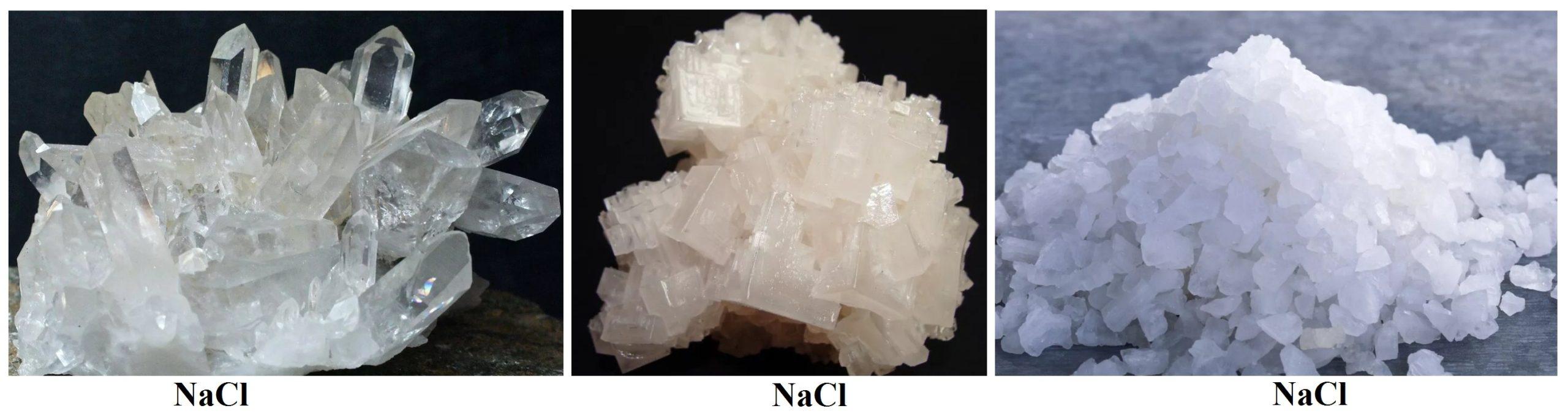 Соль хлорид натрия