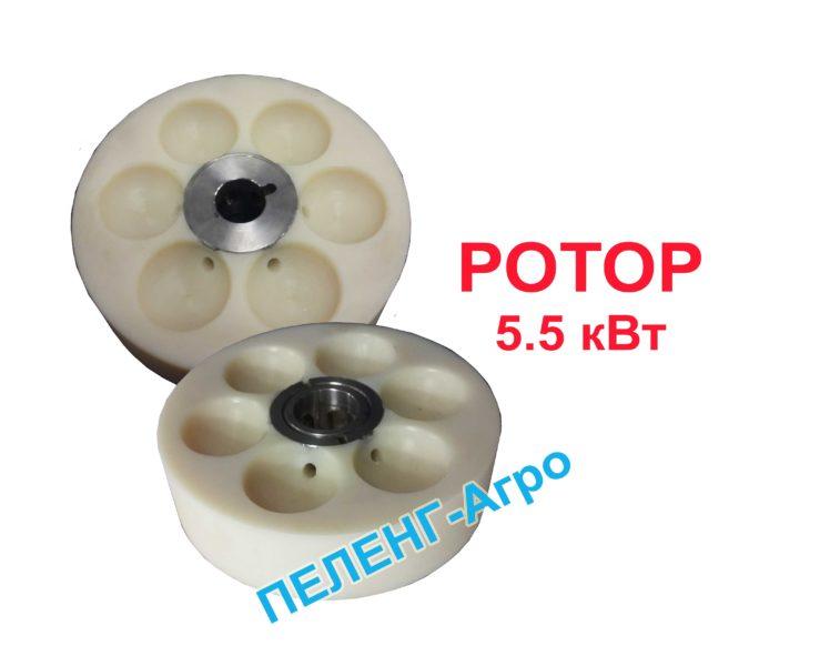 ротор роторного нагревателя