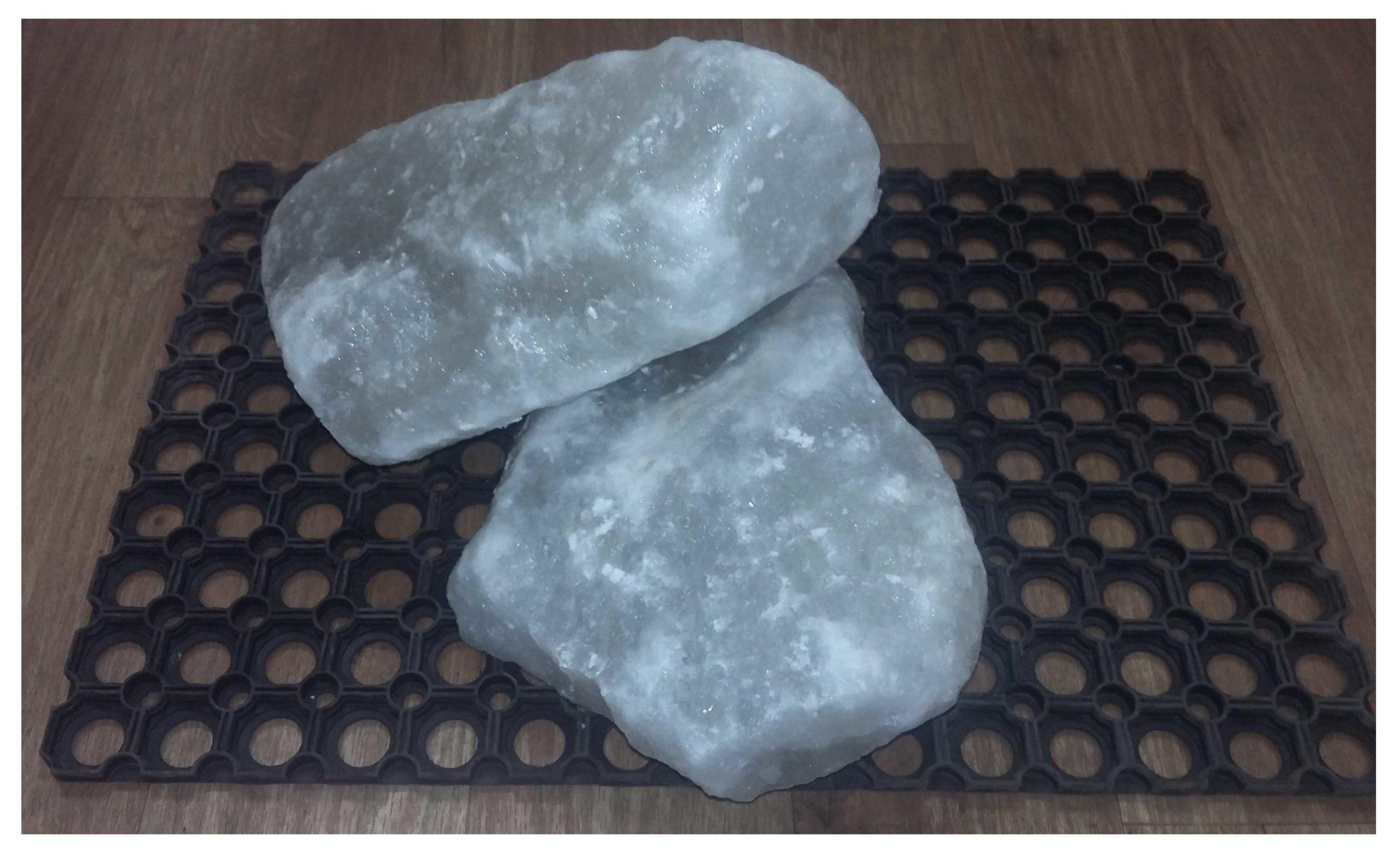 соль кусками
