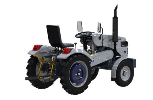 трактора скаут минитрактор
