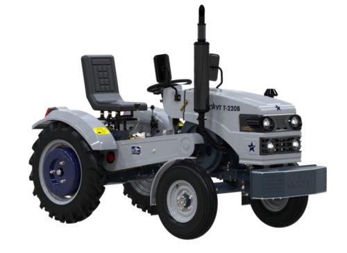 Скаут трактор