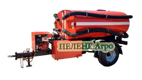 прицеп тракторный пожарный